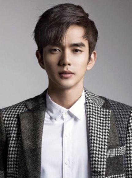 韓国ドラマ『ロボットじゃない 君に夢中』キャストのユ・スンホ