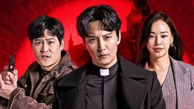 韓国ドラマ【熱血司祭】